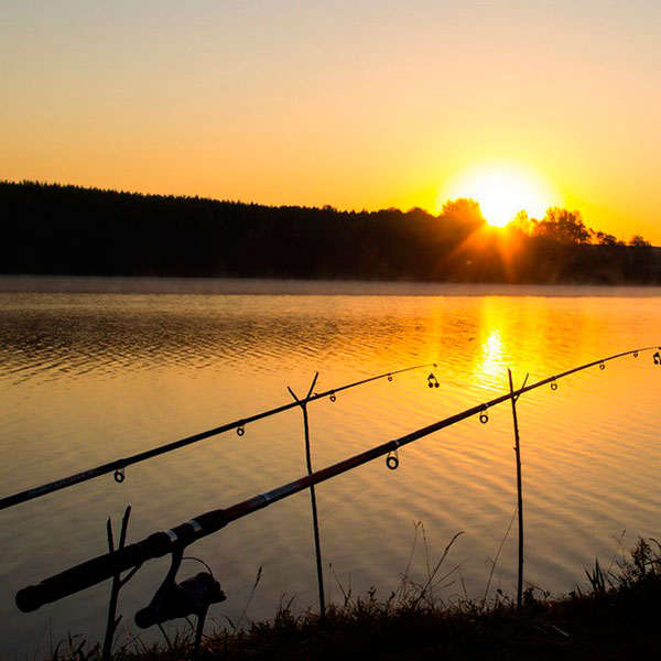 Выездная рыбалка