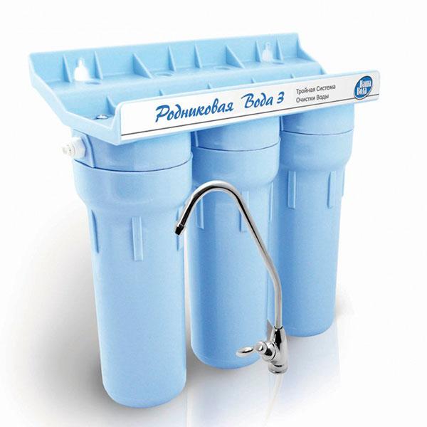 Специальный фильтр для очистки воды