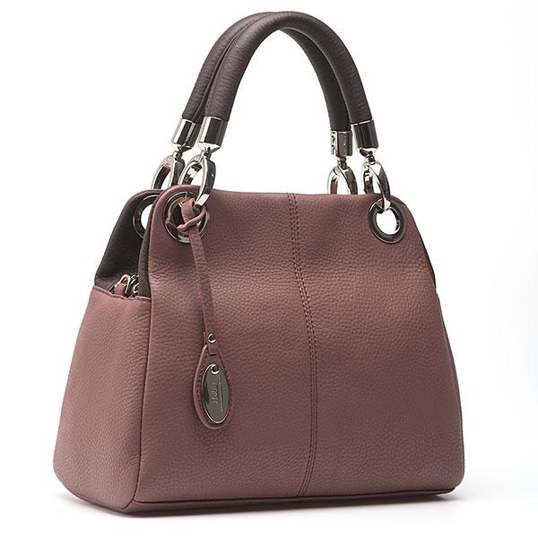 Дамская кожаная сумочка