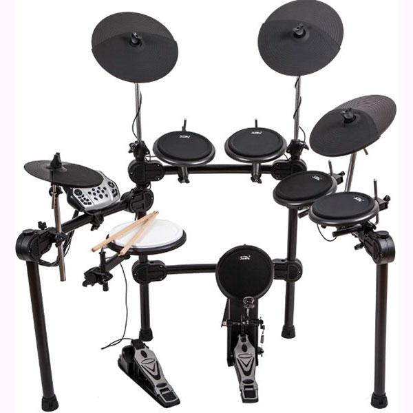Симулятор барабанной установки