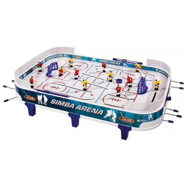 Настольный хоккей или футбол