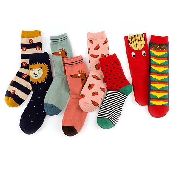 Набор смешных носков