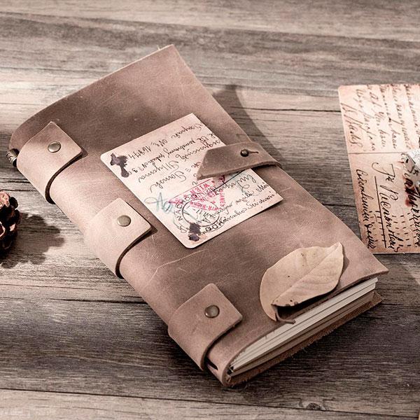 Креативные блокноты и записные книжки