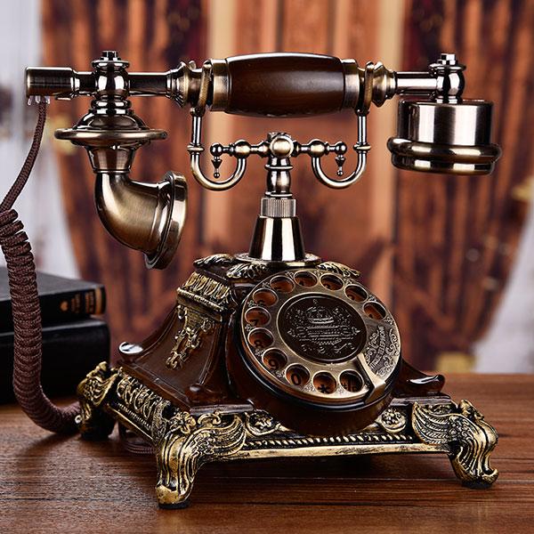 Оригинальный ретро-телефон