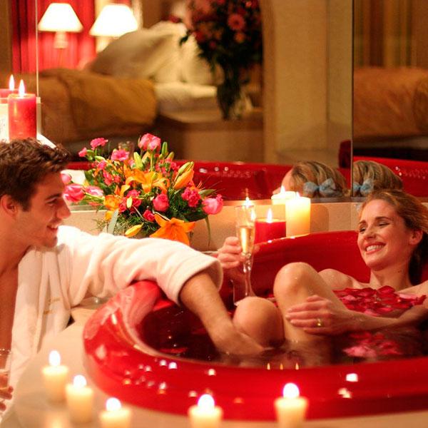 День сплошной романтики