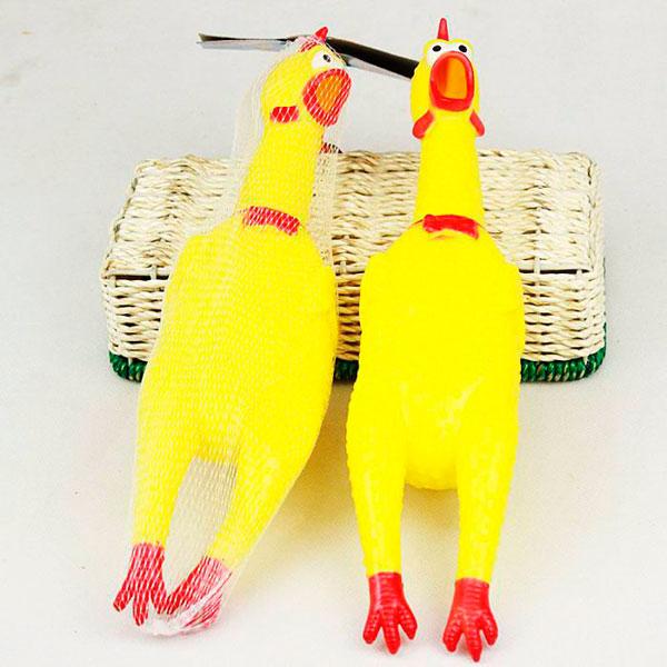 Антистресс «Кричащая курица»
