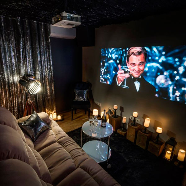 Кинотеатр для двоих
