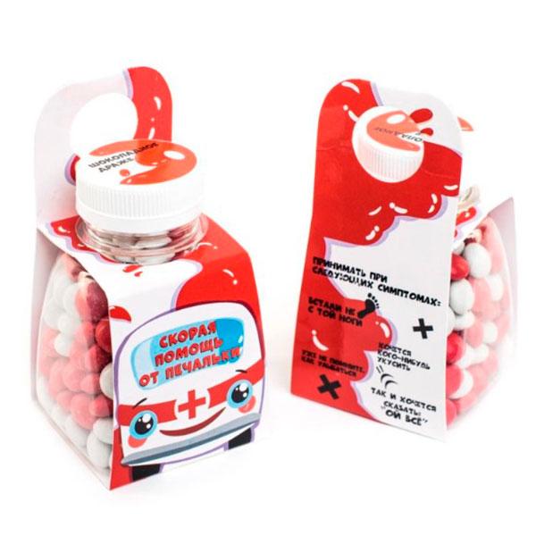 Набор конфет под названием «Скорая помощь»