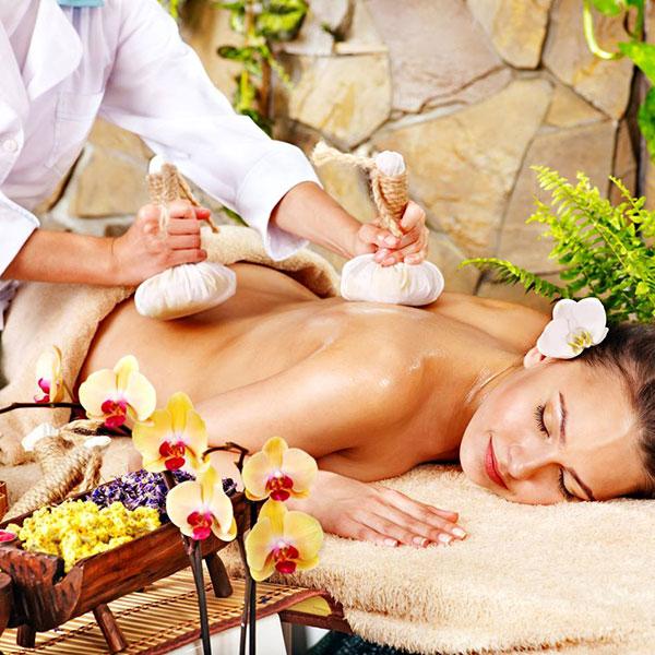 Сертификат на расслабляющий или, напротив, бодрящий массаж