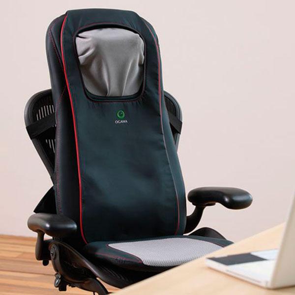 Массажная накидка на офисное кресло