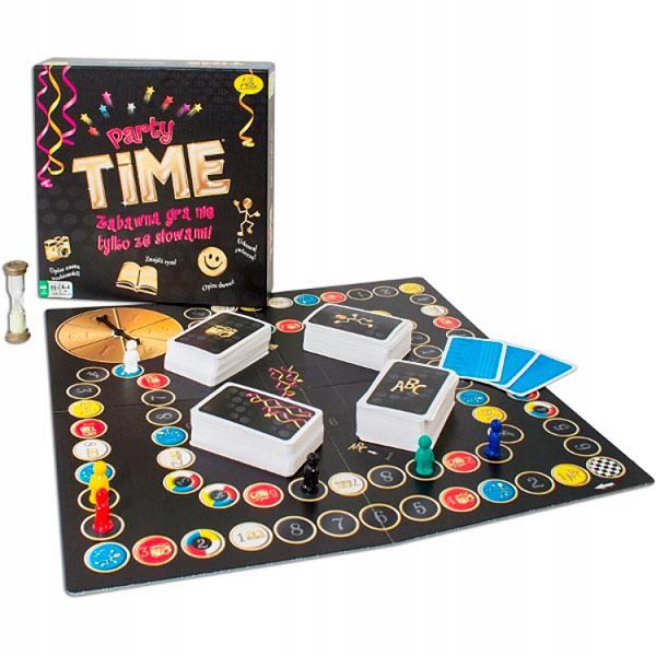 Набор настольных игр для веселых корпоративных праздников