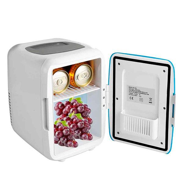 Портативный мини-холодильник