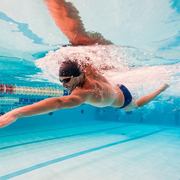 Годовой абонемент в бассейн