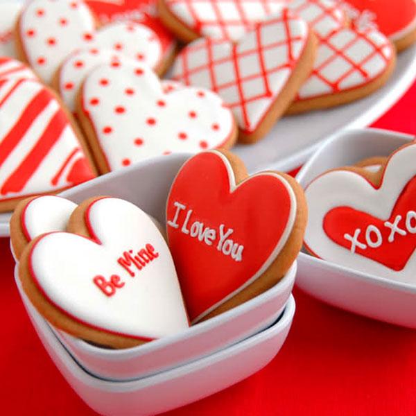 Печенье с признаниями в любви