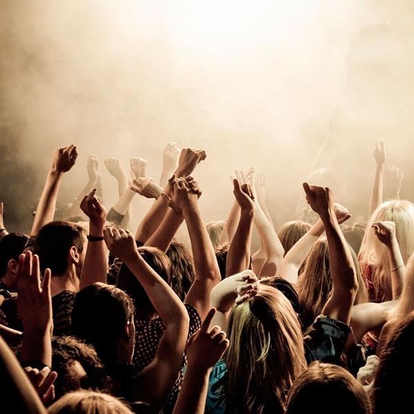 Поход на праздничный концерт