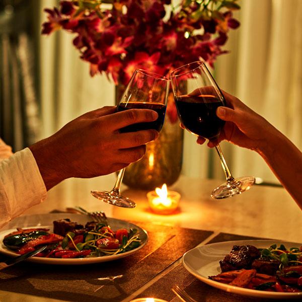 Романтический ужин для любимого