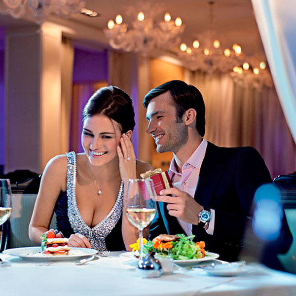 Романтичный вечер в стиле «тет-а-тет»