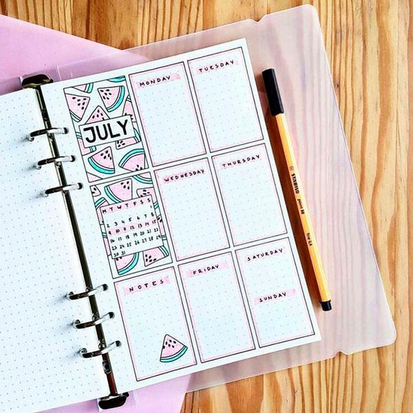 Оригинальный ежедневник либо дневник
