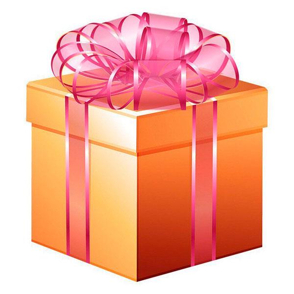 Подарок не обязательно должен быть традиционным