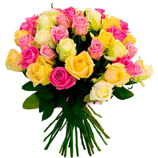 Цветы – это тоже классический подарок