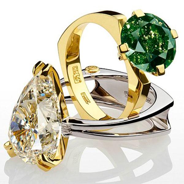 Изделия из драгоценных металлов