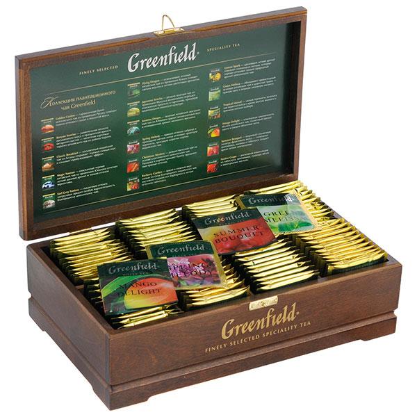 Подарочная коробка чая