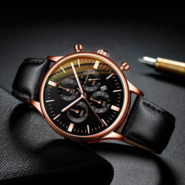 Наручные часы хорошего импортного или отечественного бренда