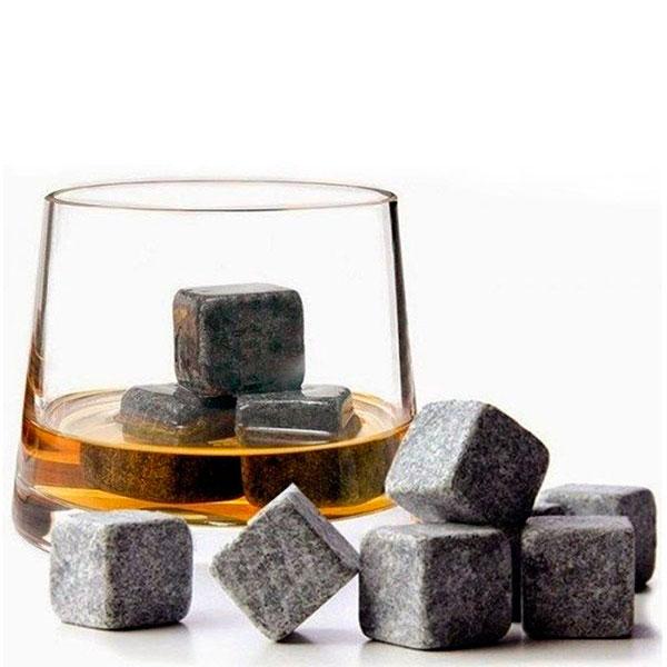 Отличный набор камней для охлаждения виски