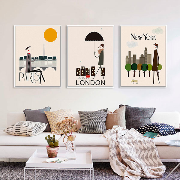 Постеры для комнаты