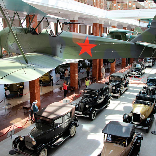 Интересная экскурсия в военный музей