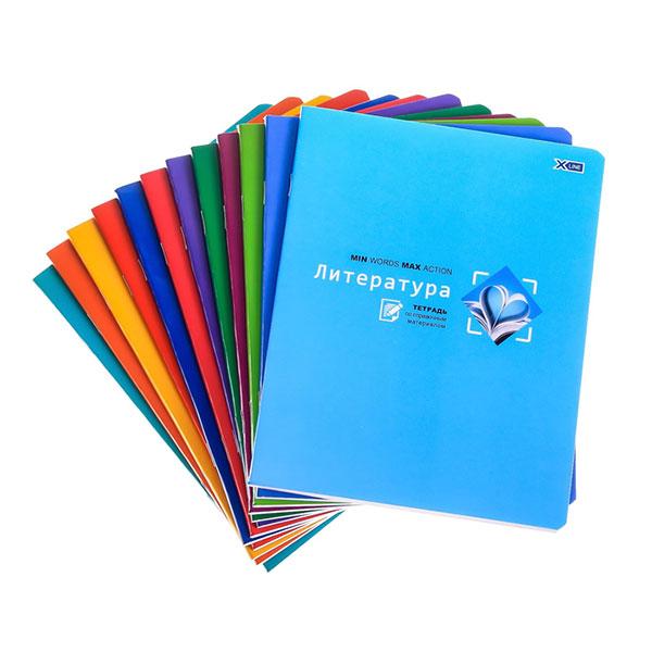 Набор школьных тетрадей