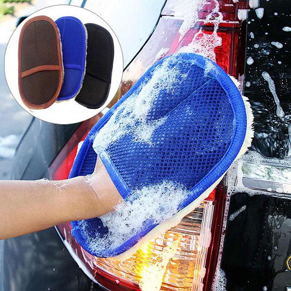 Перчатка для полировки стекол