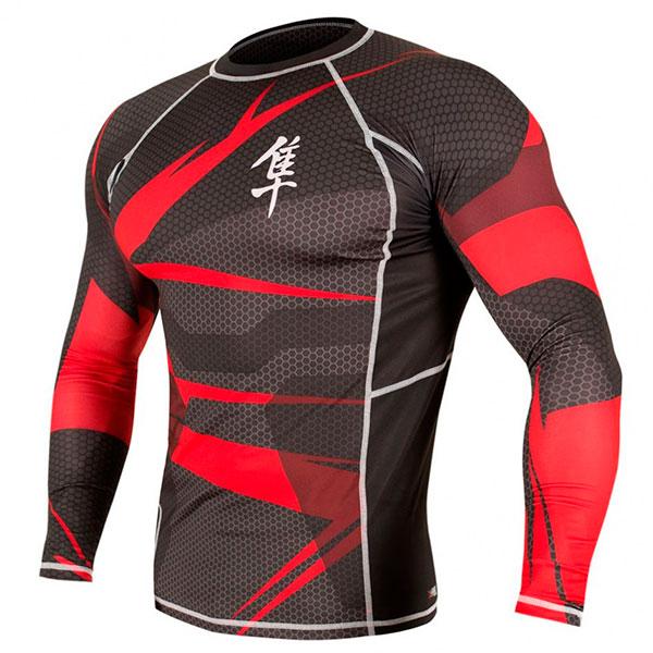 Рашгард или стильная спортивная футболка
