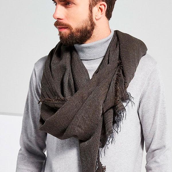 Cтильный шарф