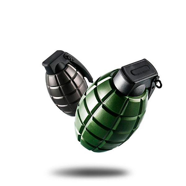 Портативный аккумулятор в форме гранаты