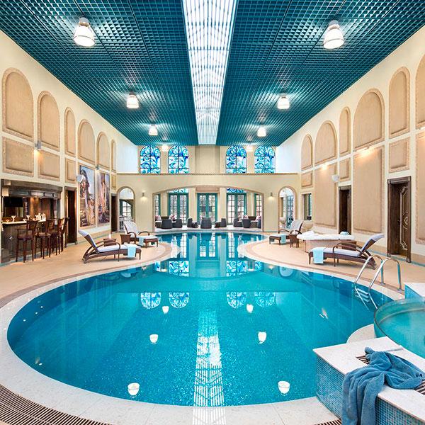 Годовой абонемент в лучший бассейн