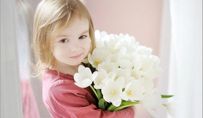 Что можно подарить на 8 марта девочке 5, 6, 7, 8 лет