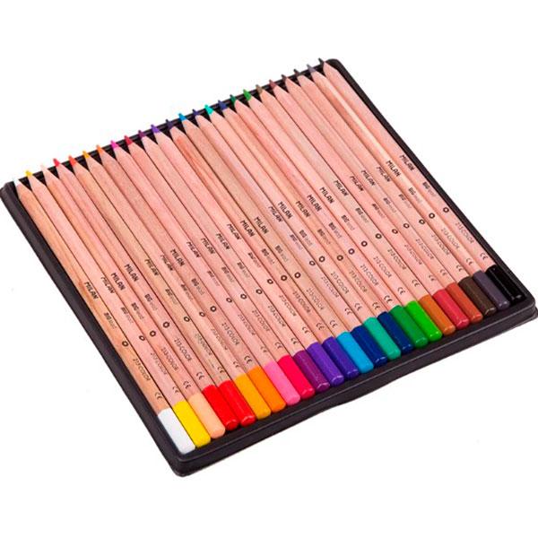 Комплекты цветных карандашей