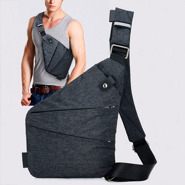 Удобная сумка-кобура