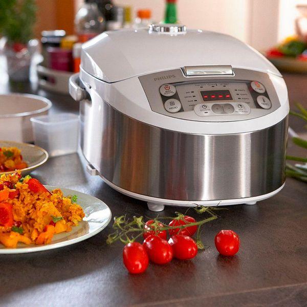 Кухонная мультиварка – отличный функциональный подарок