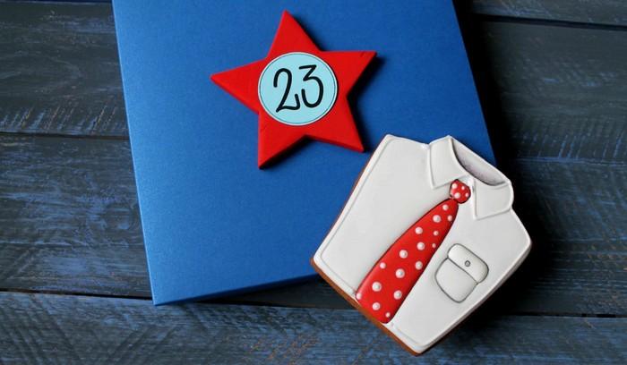 Список 80 подарков мужчинам на 23 февраля на работе