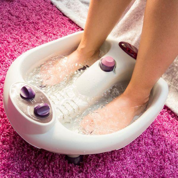 Массажная ванночка для ног – полезный и очень приятный подарок