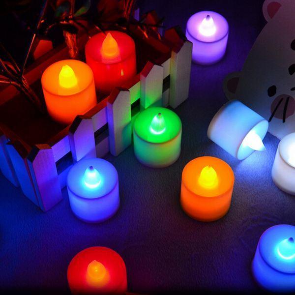 Электронные led-свечи